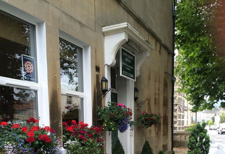 Avon Guest House, Bath, Hotel Entrance