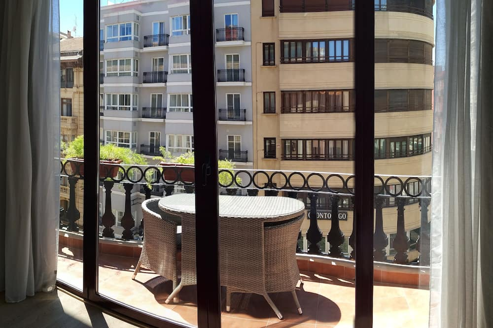 Premium Studio Suite, Terrace, Beachside - Balcony