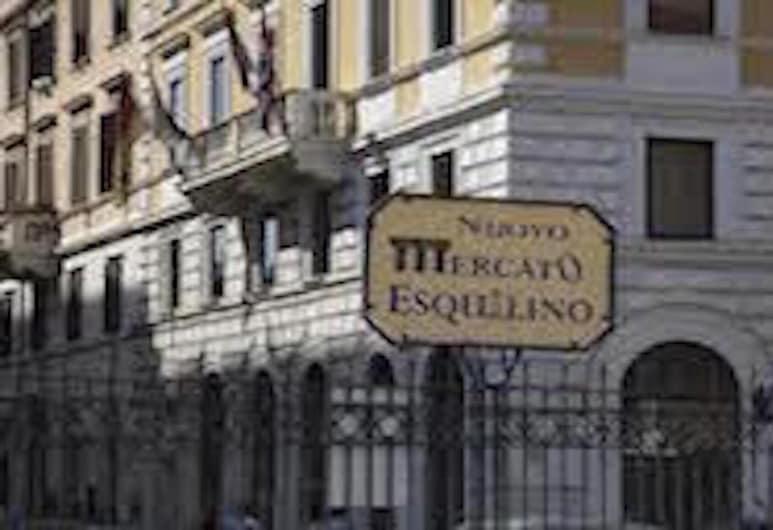 Turati Home - Susanna Home, Rome, Comfort Apartment, 1 Bedroom, Street View