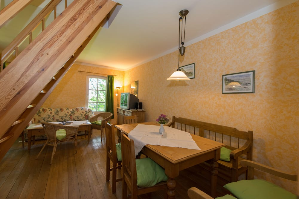 Apartment (Duplex) - Living Area