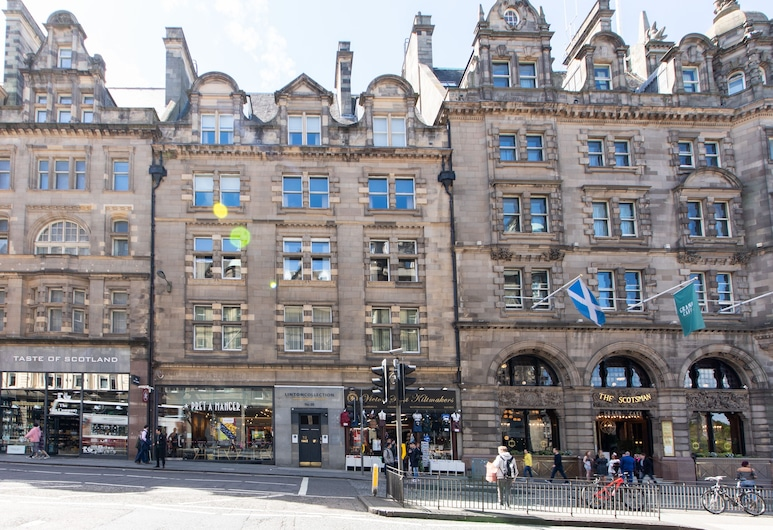 Linton Collection - The West Wing, Edinburgh, Front of property