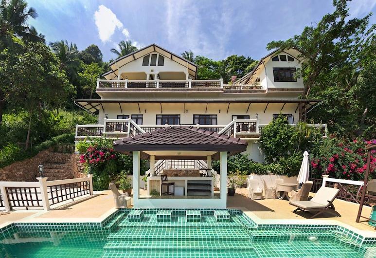薩木伊捷爾公寓酒店, 蘇梅島, 室外泳池