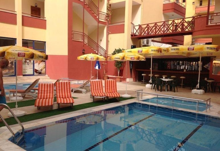 Baronessa Apart Hotel, Alanya, Açık Yüzme Havuzu