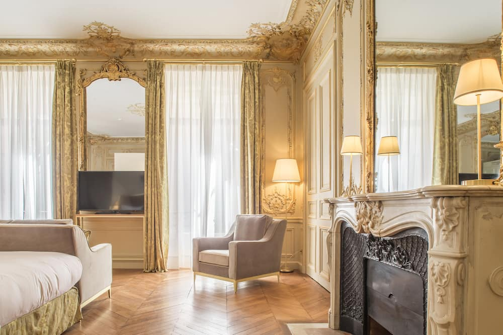 Suite Alfred Sommier - Guest Room