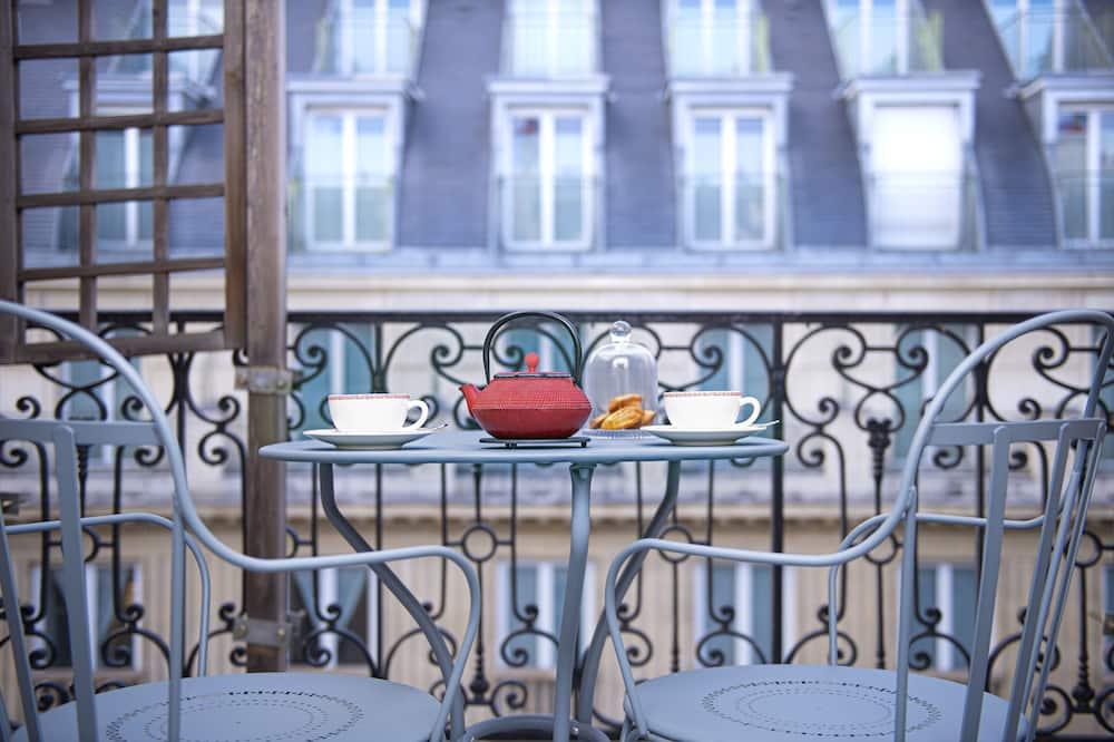 Terrace Room - Balcony