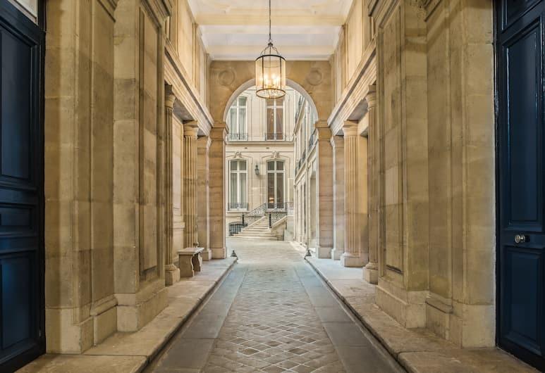 阿爾弗雷德索米耶爾酒店, 巴黎
