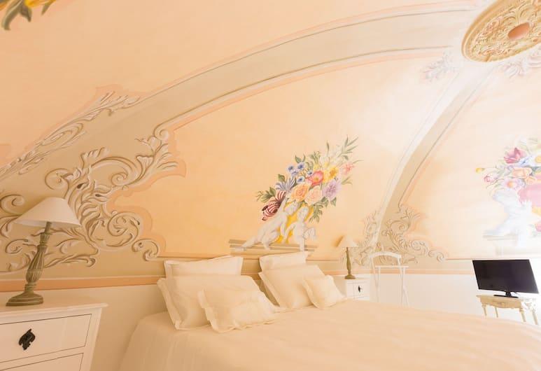 Suite Le Perle, Tarent, Junior-Suite, Balkon, Zimmer
