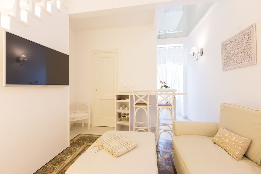Deluxe-Suite - Wohnzimmer