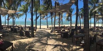 A(z) Duro Beach Garden Hotel hotel fényképe itt: Caucaia