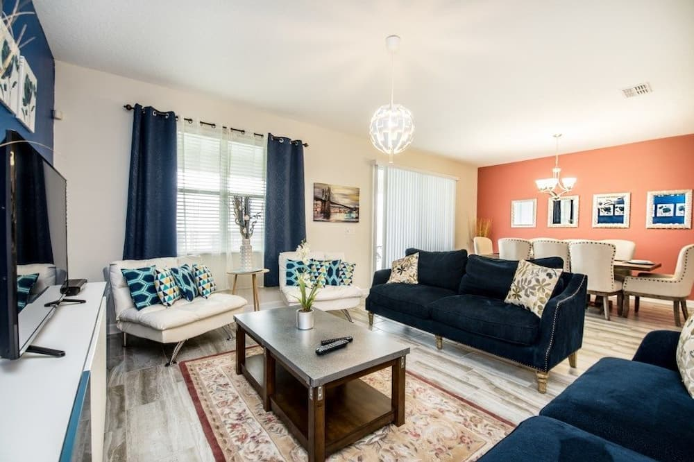 Lägenhet - flera sovrum - Vardagsrum