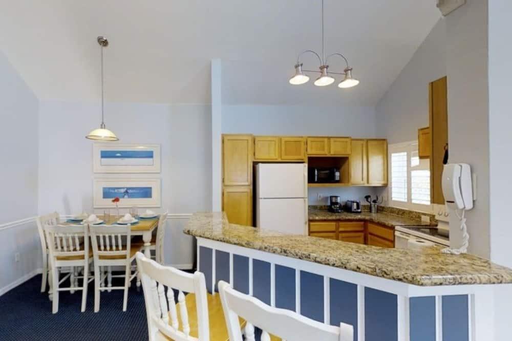 דירה, מספר חדרי שינה - אזור אוכל בחדר