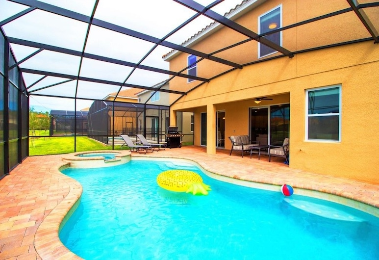 ACO PREMIUM - 7 bd with pool/spa (1728), Kissimmee, Piscina Exterior