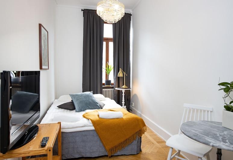 塞斯塔爾 & 波諾爾民宿, 特雷勒堡, 基本雙人房, 共用浴室 (140cm bed), 客房