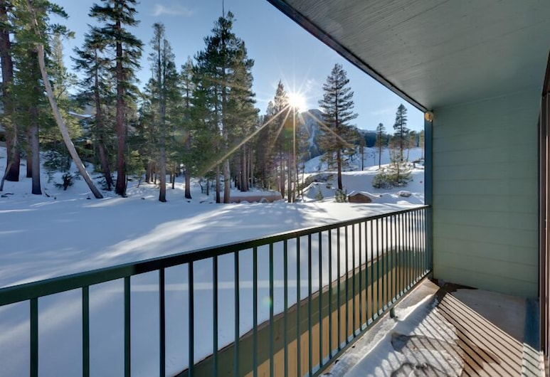 St Anton S #55 1 Bedroom Home, Mammoth Lakes, Appartement, 1 slaapkamer, Balkon
