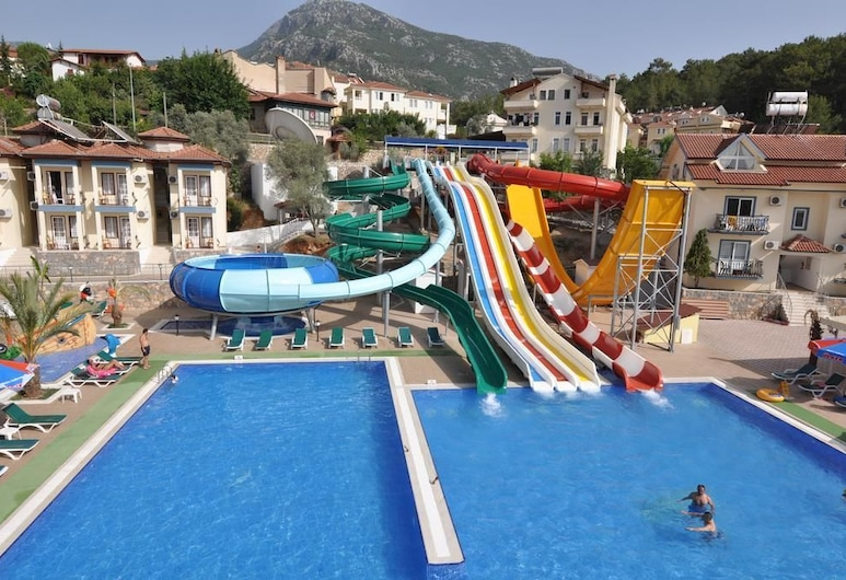 Gurol Hotel & Apart, Fethiye, Alberca al aire libre