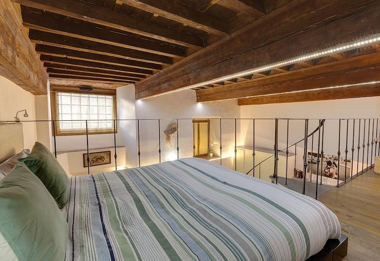 Pitti Apartment, Florence, Apartment, 1 Bedroom, Bilik