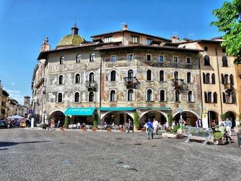 Mynd af B&B Al Palazzo Malfatti í Trento