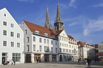 雷根斯堡雷根斯堡公寓酒店的圖片