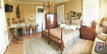 Foto Ellerbeck Mansion Bed & Breakfast - Autumn Winds Room di Salt Lake City
