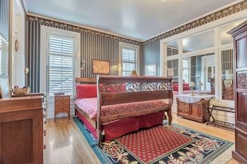 Foto Ellerbeck Mansion Bed & Breakfast - World Traveler Room. di Salt Lake City