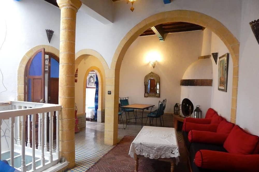 Classic-huoneisto, 2 makuuhuonetta - Olohuone