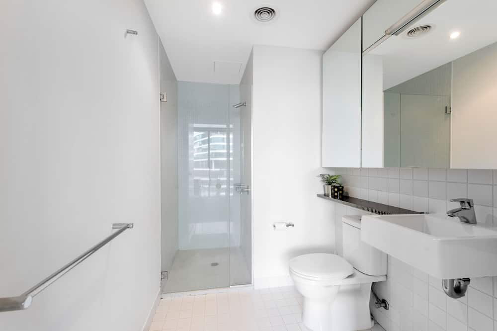 Apartament typu Premium, 1 sypialnia, balkon - Łazienka
