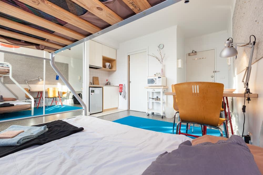 Monolocale Basic, bagno privato - Area soggiorno