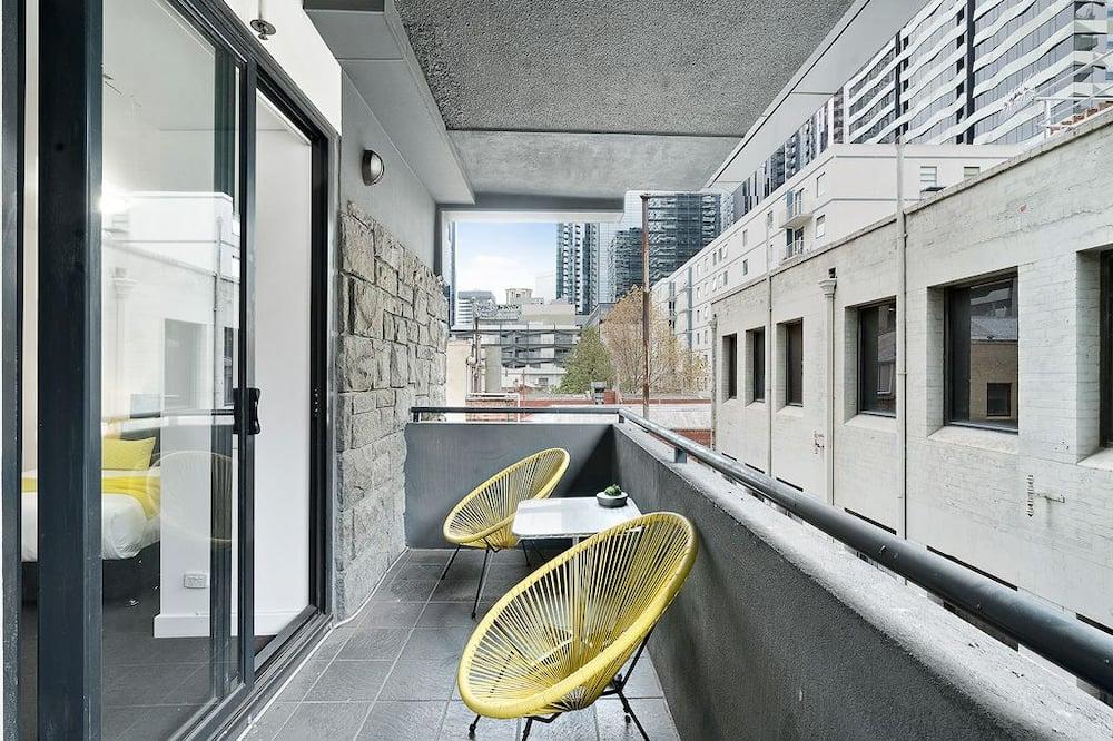 Basic Studio, Balcony - Balcony