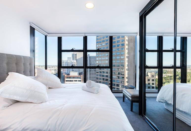 LOGAN, 2BDR Melbourne Apartment, Melbourne, Premium Apartment, 2 Bedrooms, Balcony, Room