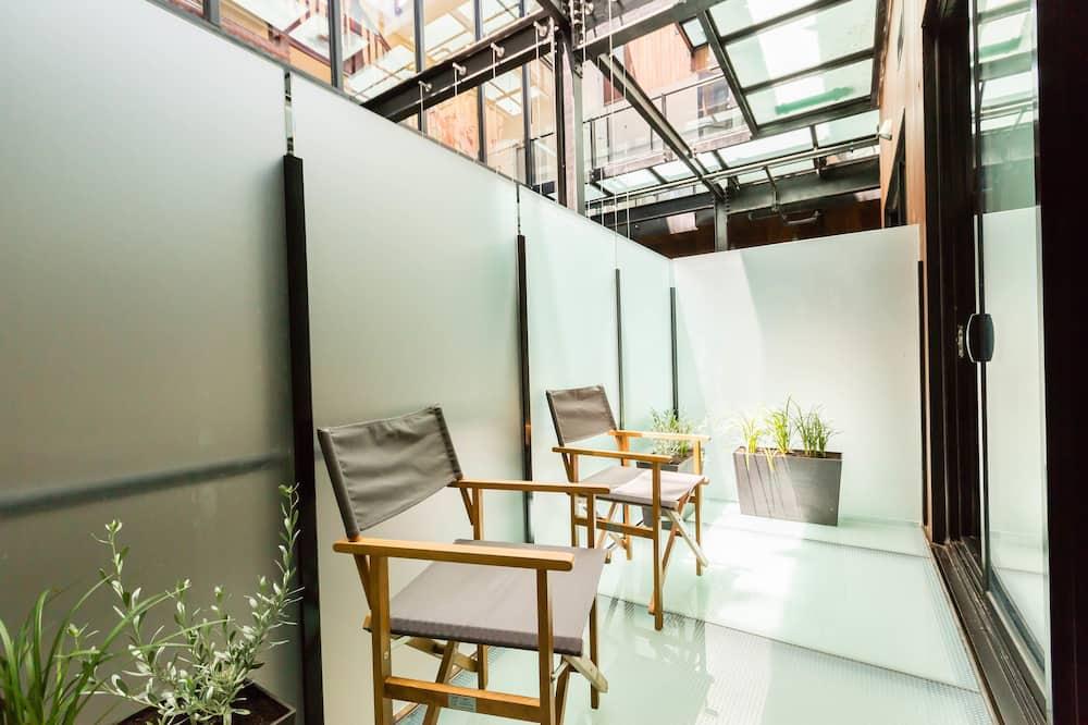 Appartamento Premium, 1 camera da letto, balcone - Terrazza/Patio
