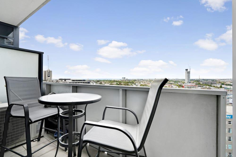 Апартаменты «Премиум», 2 спальни - Балкон