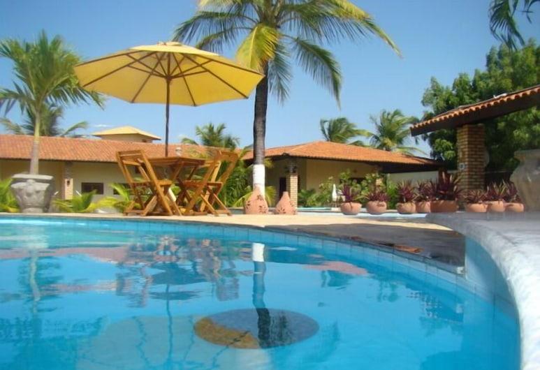 Pousada Casa Dona Rosa, Caucaia, Außenpool
