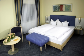 Mannheim bölgesindeki Hotel Löwen-Seckenheim resmi