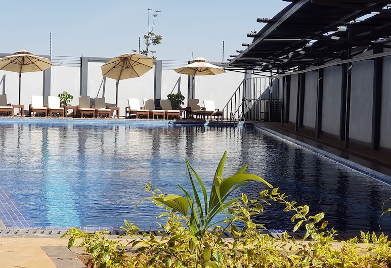 Lymack Suites, Nairobi, Vonkajší bazén