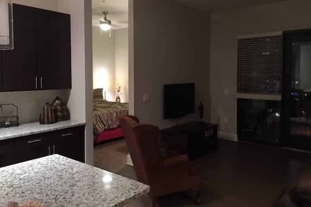 Štandardný apartmán, 1 spálňa, kuchyňa - Obývačka