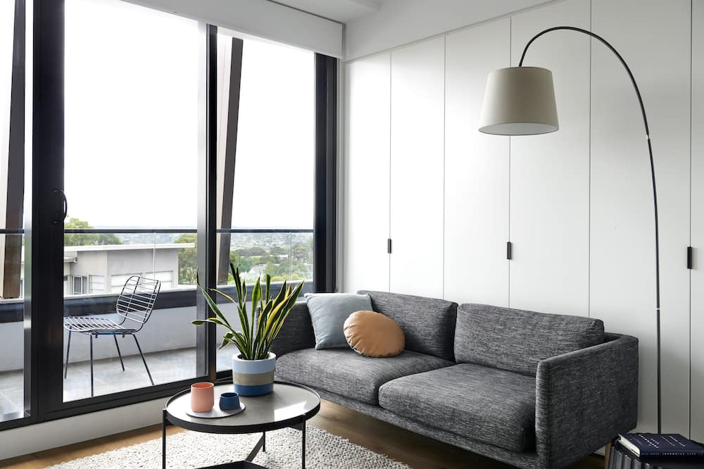 Superior One Bedroom Apartment - リビング エリア