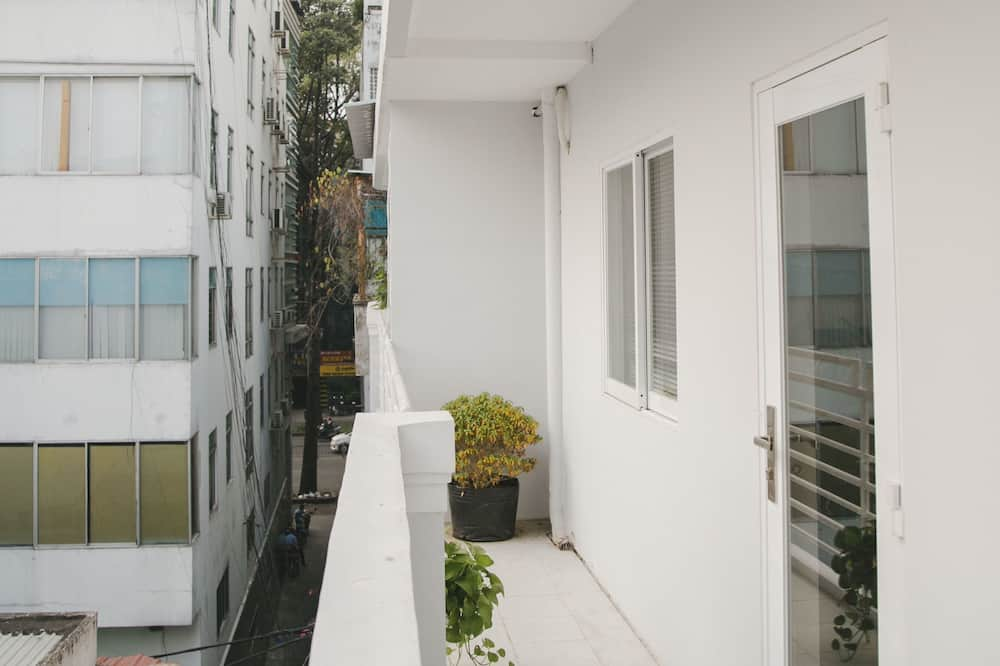 Superior studio - Balkon