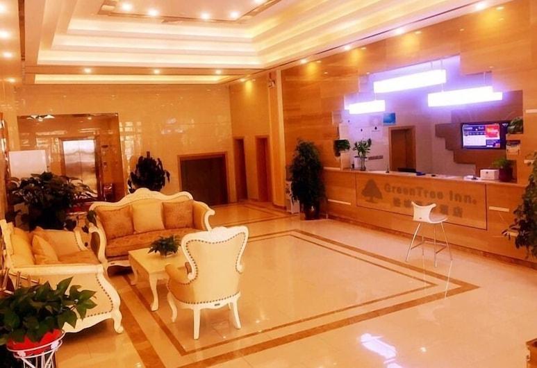 Greentree Sunshine 100 Express Hotel, Tianjin, Lobby