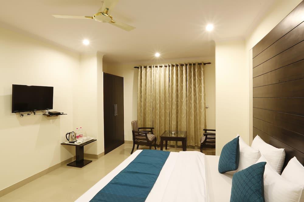 Deluxe-Doppelzimmer, 1 Doppelbett, barrierefrei, Nichtraucher - Ausblick vom Zimmer