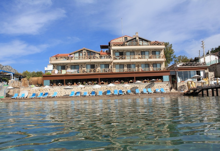 Tasada Otel, Karaburun, Pohľad na hotel
