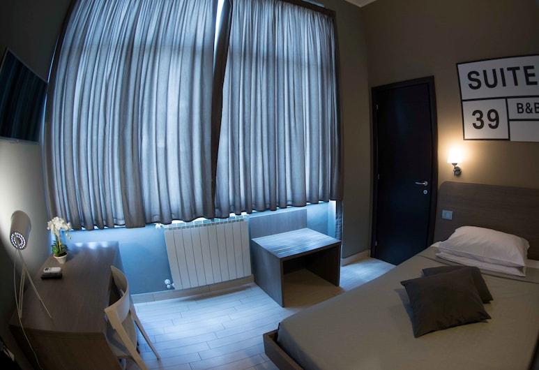 스위트 39 게스트 하우스, Salerno, 싱글룸, 객실