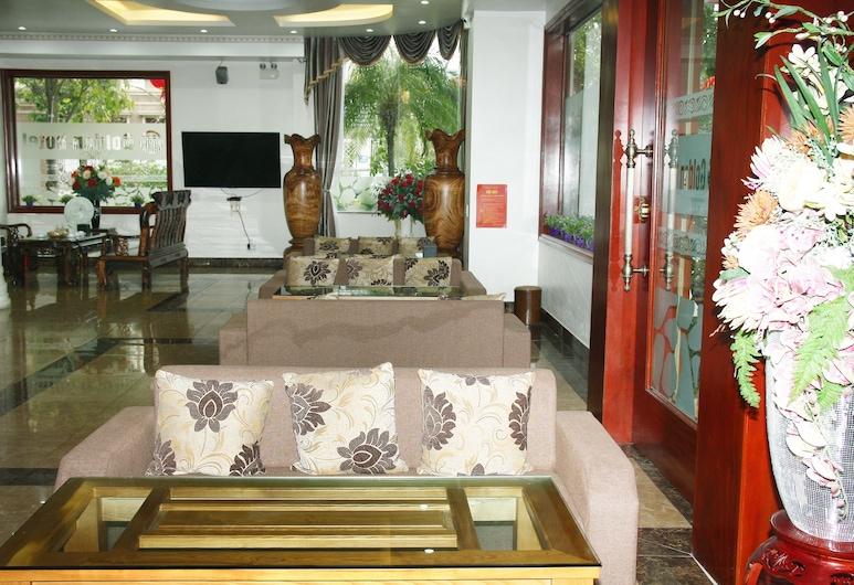 ゴールデン タイ ビン ホテル, タイビン, ロビー応接スペース