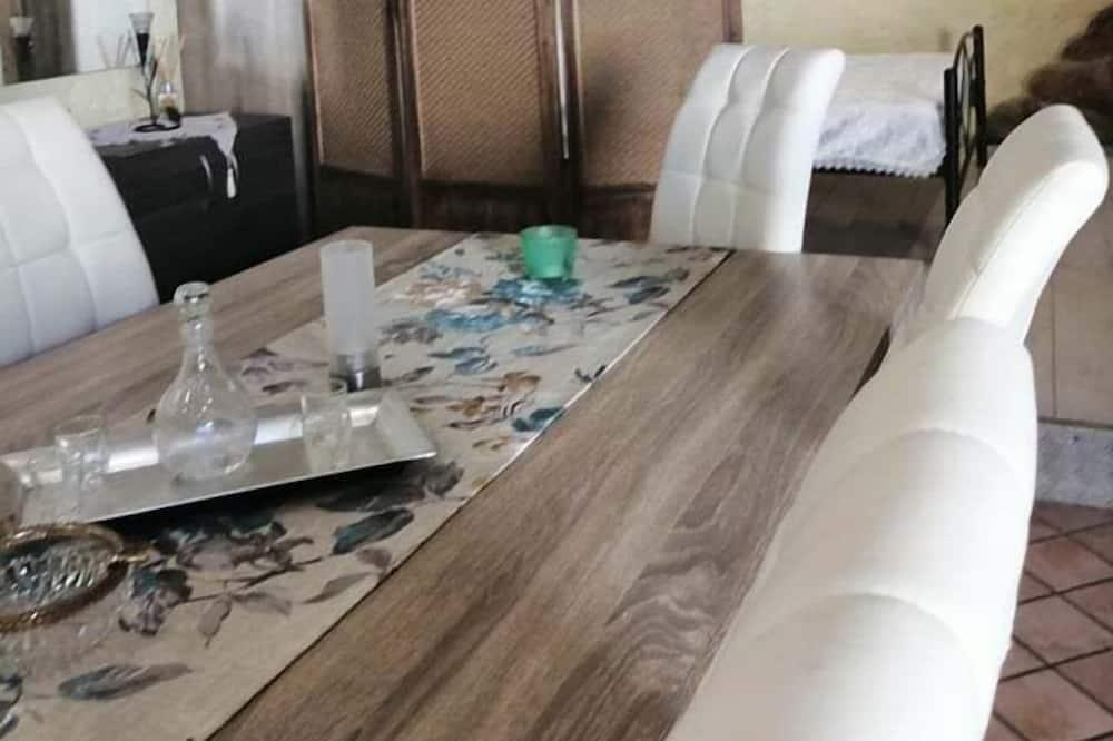 Διαμέρισμα - Δωμάτιο επισκεπτών