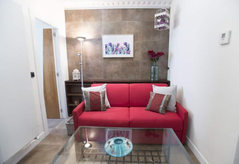 Alterhome Apartamento Reina Sofia I, Madrid, Appartement, 1 chambre, Salle de séjour