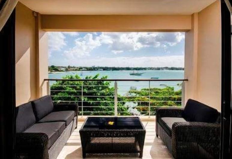 Residence Ticoco, Grand-Baie, Studio Comfort, Balkon