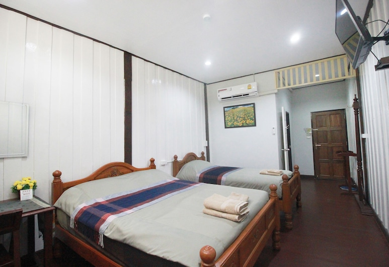 OB-ARUN House, Bangkok, Family Room, 1 Bedroom, Guest Room