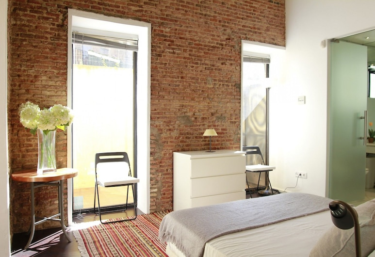 Apartamento Principe de Vergara I, Madrid, Apartment, 2 Bedrooms, Room