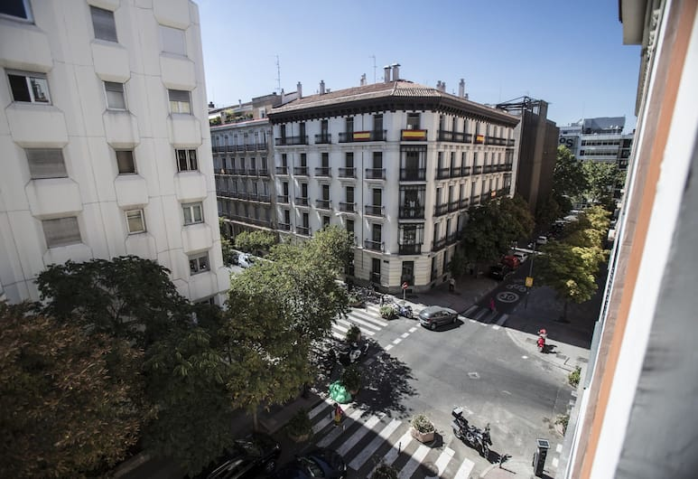 Alterhome Apartamento Luxury I, Madrid, Apartment, 2 Bedrooms, View from room