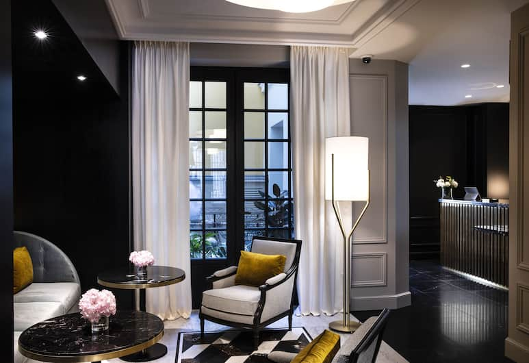 Le Damantin Hôtel & Spa, Paris, Lobi Oturma Alanı