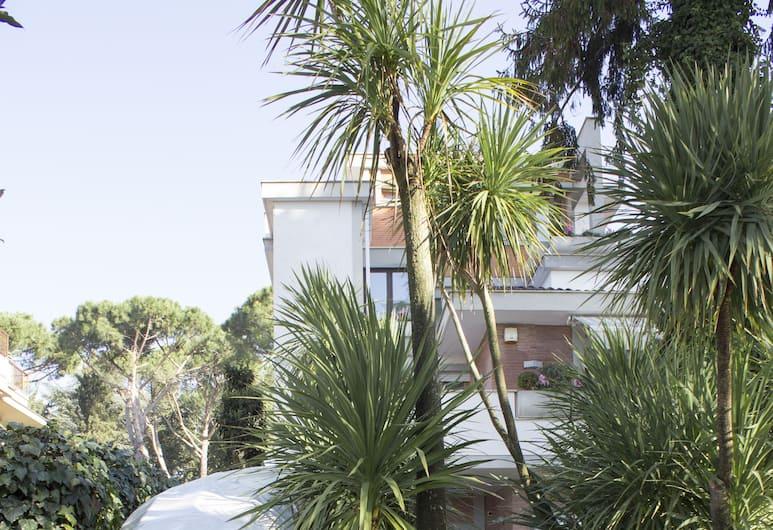 Residence Relais Cassia, Rom, Indgang
